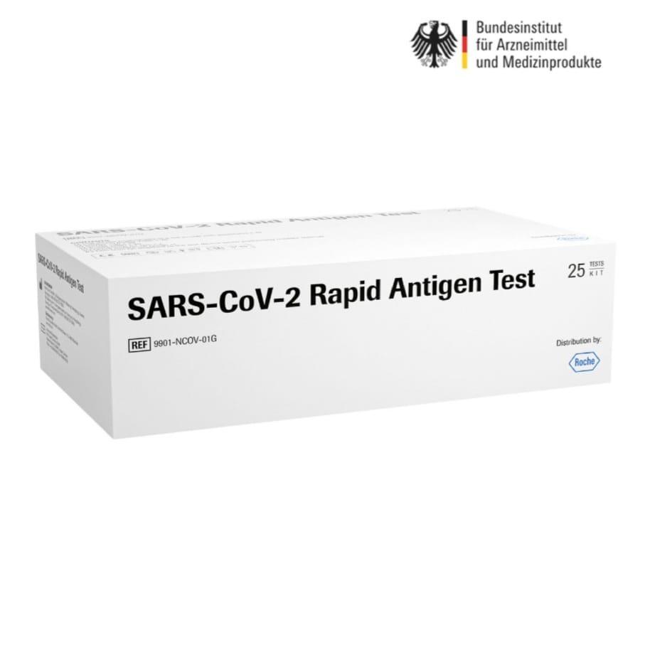 Rapid Corona Antigen Schnelltest